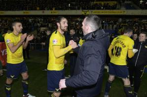 Danny Hylton to realise lifelong ambition with Wembley trip